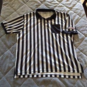 Foot Locker Referee Shirt   XXXL